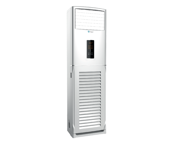 Air conditioner standing cabinet